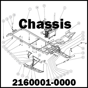 CHASSIS ASSEMBLY: 2160001-0000